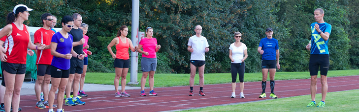 Natural Running Laufstil Training (kompakt)