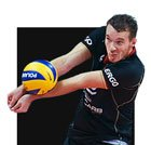 Sportarten-Navigation: Volleyball