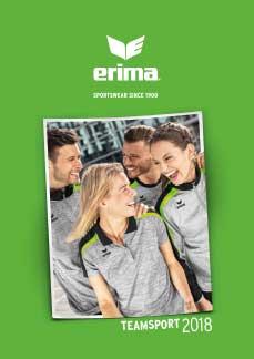 Erima Teamsport 2018 Katalog