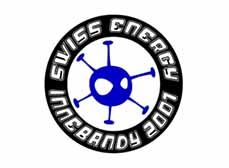 Swiss Energy Innebandy Logo