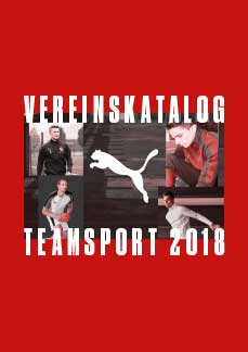 Puma Teamsport Katalog