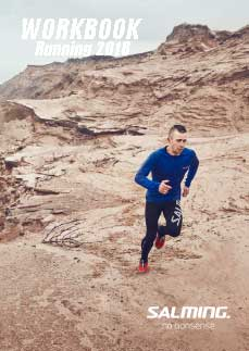 SALMING Running 2018 Workbook