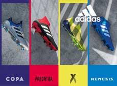 adidas Team Mode Fussballschuh-Kollektion Teaser