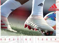 adidas Initiator Pack Fussballschuh-Kollektion Teaser
