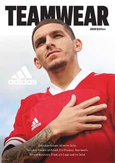 adidas Football Teamwear Katalog